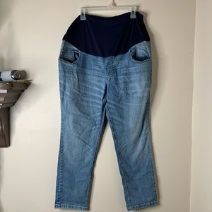 GREAT EXPECTATIONS Plus Size Maternity Jeans